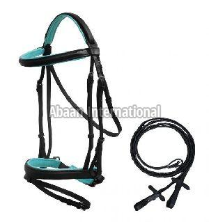 Horse Leather Bridle 08