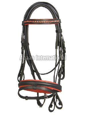 Horse Leather Bridle 09