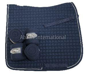 Horse Matching Saddle Pad Set 07