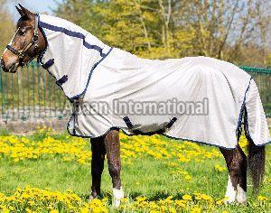 Horse Mesh Rug 01