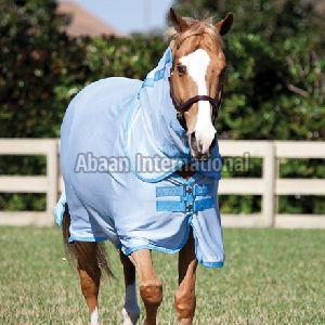 Horse Mesh Rug 02