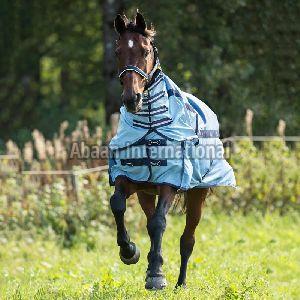 Horse Mesh Rug 043