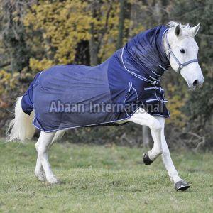Horse Mesh Rug 06