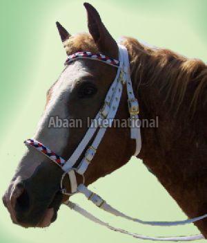Horse Nylon Bridle 09