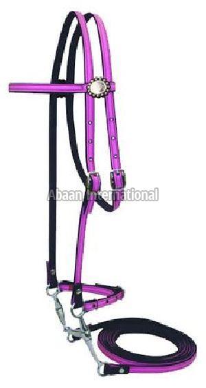 Horse PVC Bridle 02