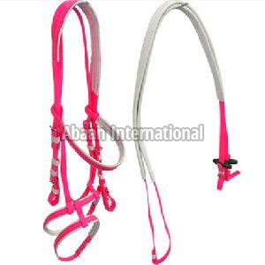 Horse PVC Bridle 03