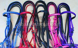 Horse PVC Bridle 05