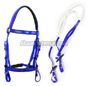 Horse PVC Bridle 06