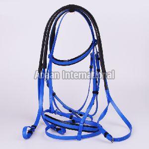 Horse PVC Bridle 08