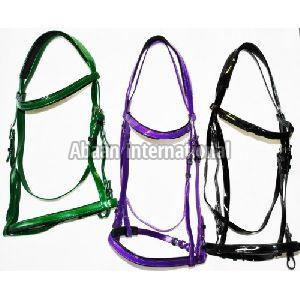 Horse PVC Bridle 09