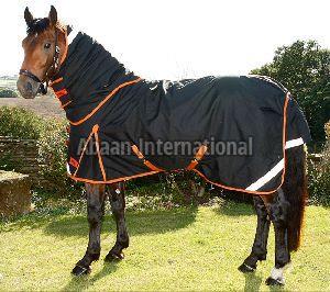 Horse Rain Rug 01