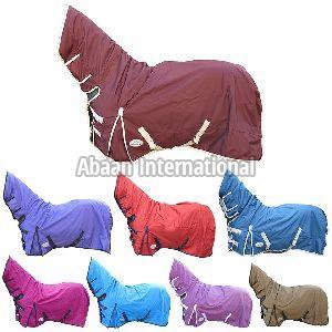 Horse Rain Rug 02