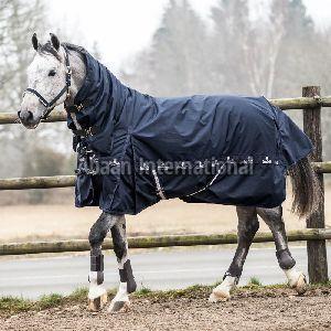 Horse Rain Rug 03