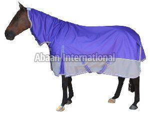 Horse Rain Rug 07