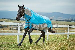 Horse Rain Rug 08