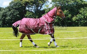 Horse Rain Rug 09
