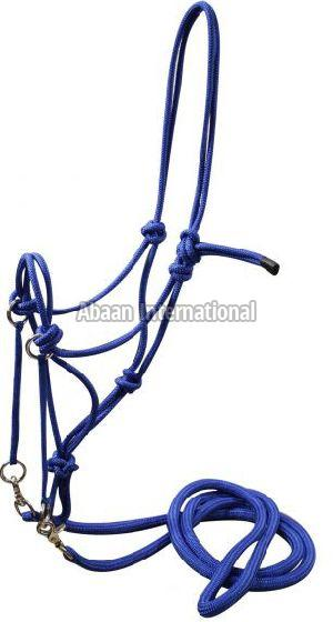 Horse Rope Bridle 02