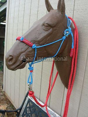 Horse Rope Bridle 08