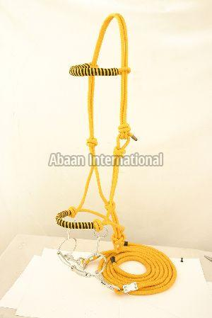 Horse Rope Bridle 10