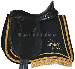 Horse Spanish Saddle Pad 01