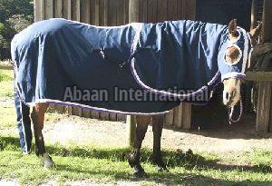 Horse Woolen Rug 01