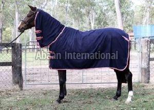 Horse Woolen Rug 10