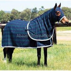 Horse Woolen Rug 06