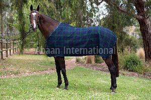 Horse Woolen Rug 07