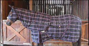 Horse Woolen Rug 08