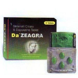 Da Zeagra Tablets