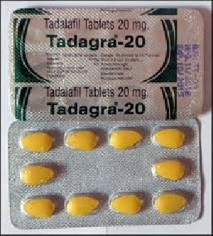 Tadagra-20 Tablets