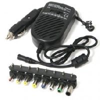 Technotech Auto Car Power Charger Regulated Adapter 80w for Laptop, Notebook