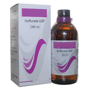 Isoflurane Liquid Inhalation