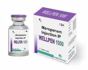 Meropenem Injection