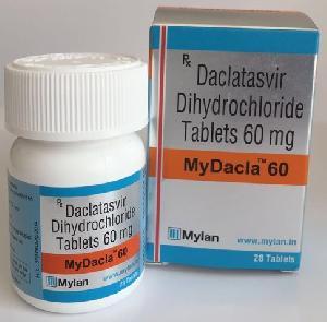 MyDacla 60 Tablets