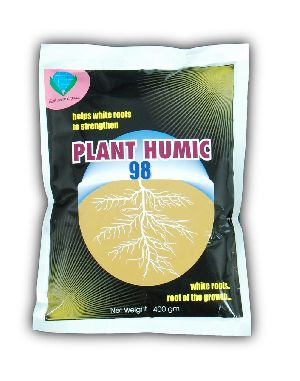 Plant Humic 98 % Plant Growth Promoter