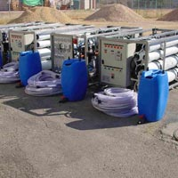 Water Treatment System for Municipal, Industrial, Emergency & Military