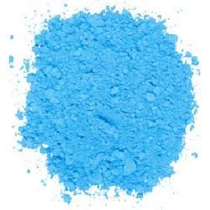Blue Fluorescent Pigment Powder