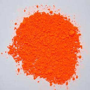 Orange Fluorescent Pigment Powder