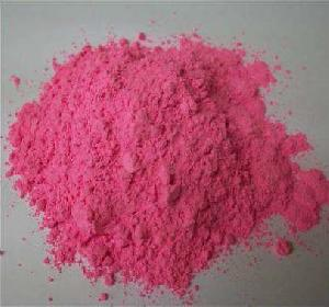 Pink Fluorescent Pigment Powder