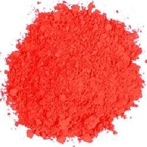 Red Fluorescent Pigment Powder