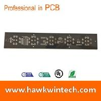 Double Sided No Solder Mask Printed Circuit Board Double Sided No