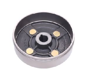 E Rickshaw CNC Brake Drums