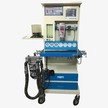 MNLCP Systema 16 Anaesthesia Machine