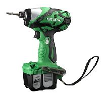 Cordless Tools - Impact Driver - WH14DL2