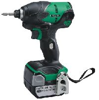 Cordless Tools - Impact Driver - WH14DSL