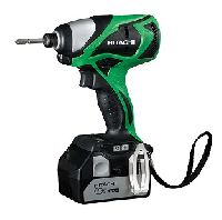 Cordless Tools - Impact Driver - WH18DBDL