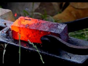 Iron Forging Service 01