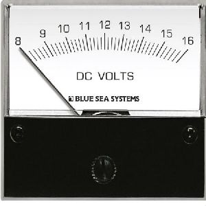Lincoln Voltmeter