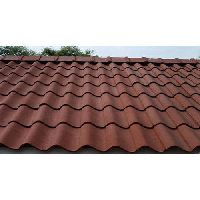 Cemented MCR Roofing Tiles